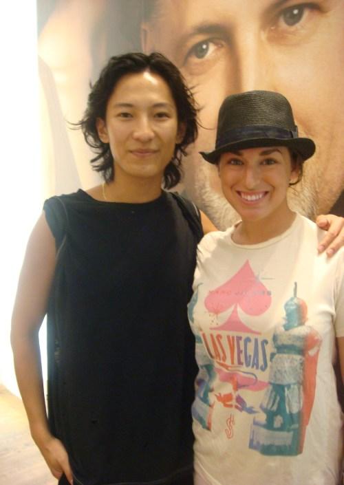 Alex Wang & I