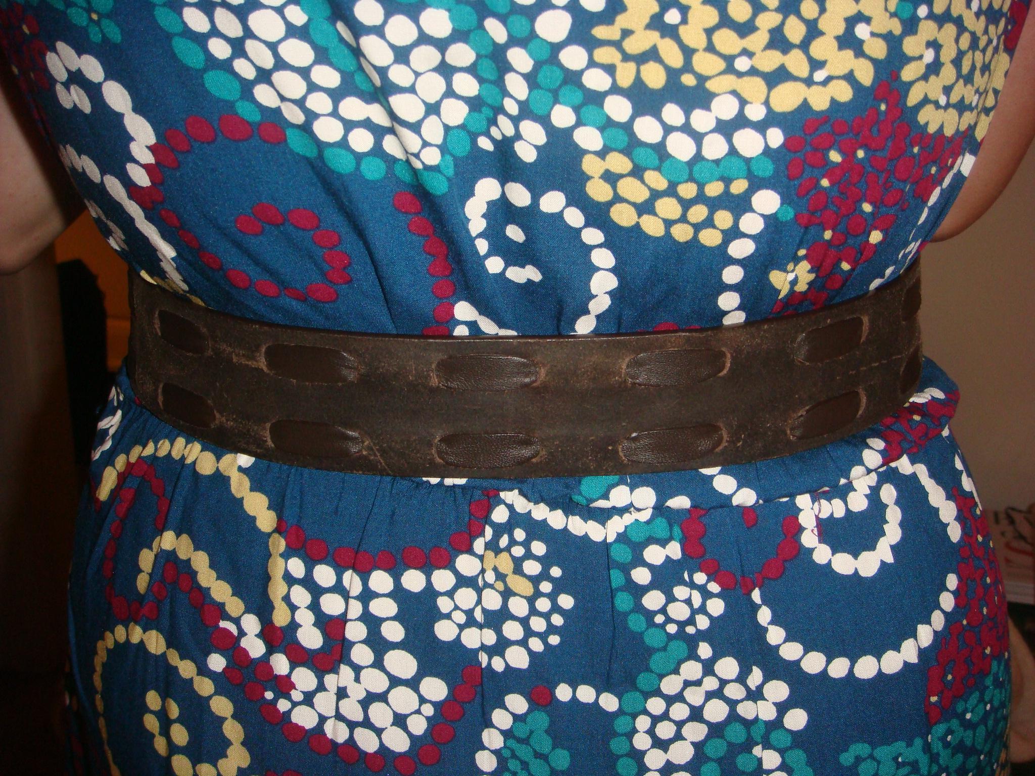 Billy Reid belt back