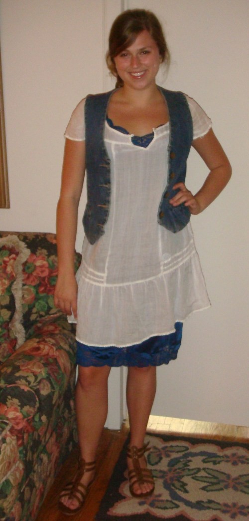 Chelsey's Zara Dress