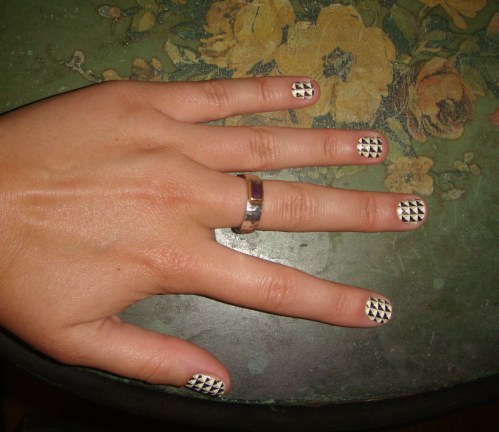 Minx Coat Nails