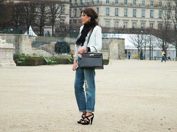 Paris boyfriend jeans