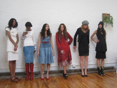 Alabama Chanin fall/winter '09 collection