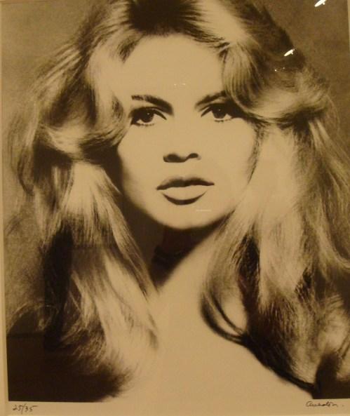 Brigitte Bardot, Richard Avedon