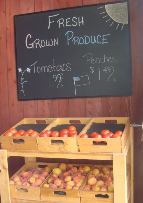 Alabama produce