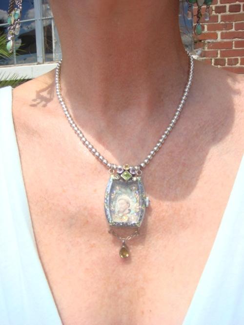 Brenda's necklace