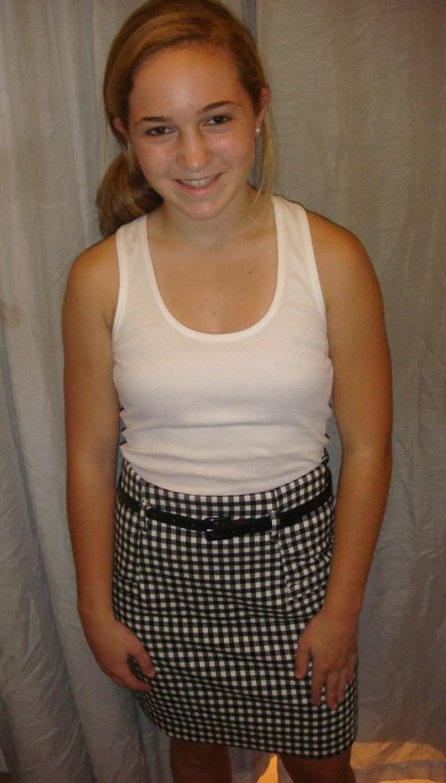 Gingham Skirt Forever 21