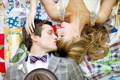 Billy Reid kiss