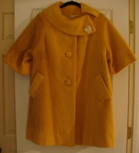 Buffalo Exchange coat
