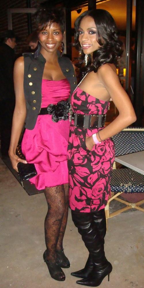 Aisha & Bernadette