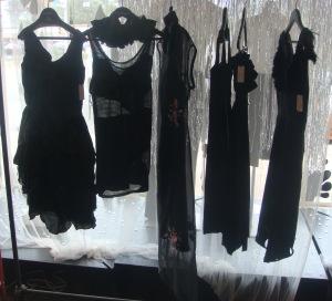 Blackmail Little Black Dress Contest