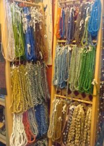 Tesoros necklaces