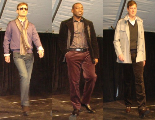 Doree Fashion Show Men's Looks
